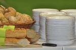 Brot, Brötchen und Baquettes
